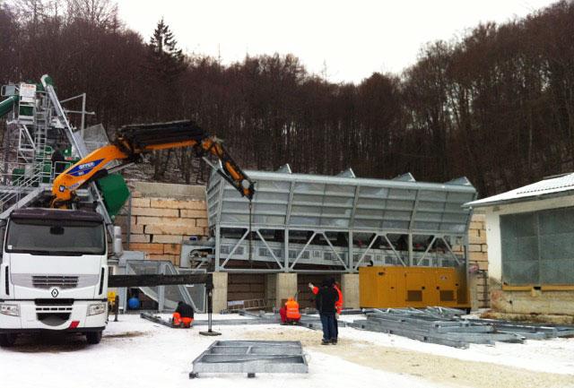 impianti betonaggio